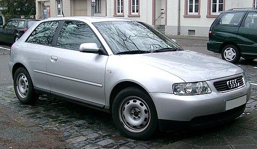 Audi A3 front 20070324