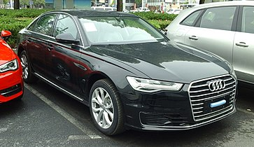 Px Audi A L C Facelift China