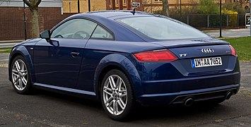 Audi tt roadster quattro for sale