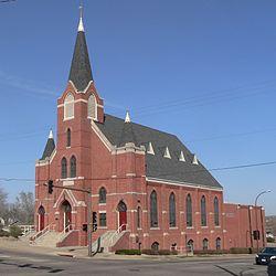 Augustana Church (Sioux City) from SW 2.JPG