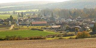 Autricourt Commune in Bourgogne-Franche-Comté, France