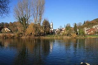 Avanne-Aveney Commune in Bourgogne-Franche-Comté, France