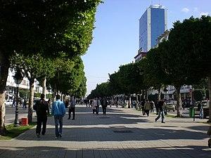 Avenue Habib Bourguiba