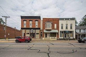 Avilla, Indiana - Image: Avilla, Indiana