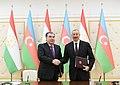 Azerbaijan-Tajikistan documents signed 3.jpg