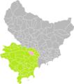 Bézaudun-les-Alpes (Alpes-Maritimes) dans son Arrondissement.png