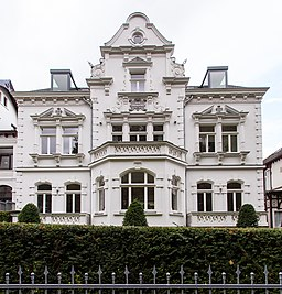 Westkorso in Bad Oeynhausen