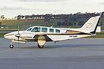 BPW Aviation (VH-SQC) Beechcraft 58 Baron at Wagga Wagga Airport (1).jpg