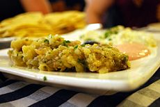 Eggplant salads and appetizers - Wikipedia, the free encyclopedia