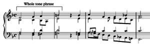 Violin Concerto (Berg) - Image: Bach es ist genug