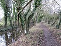 Back along the towpath - geograph.org.uk - 1640516.jpg