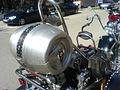 Bad Kissingen - Motorcycle topcase (beer barrel).JPG