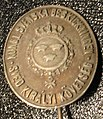 Badge-Swedish legation 1944 in Budapest.jpg