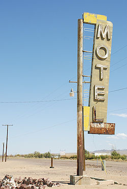 definition of motel