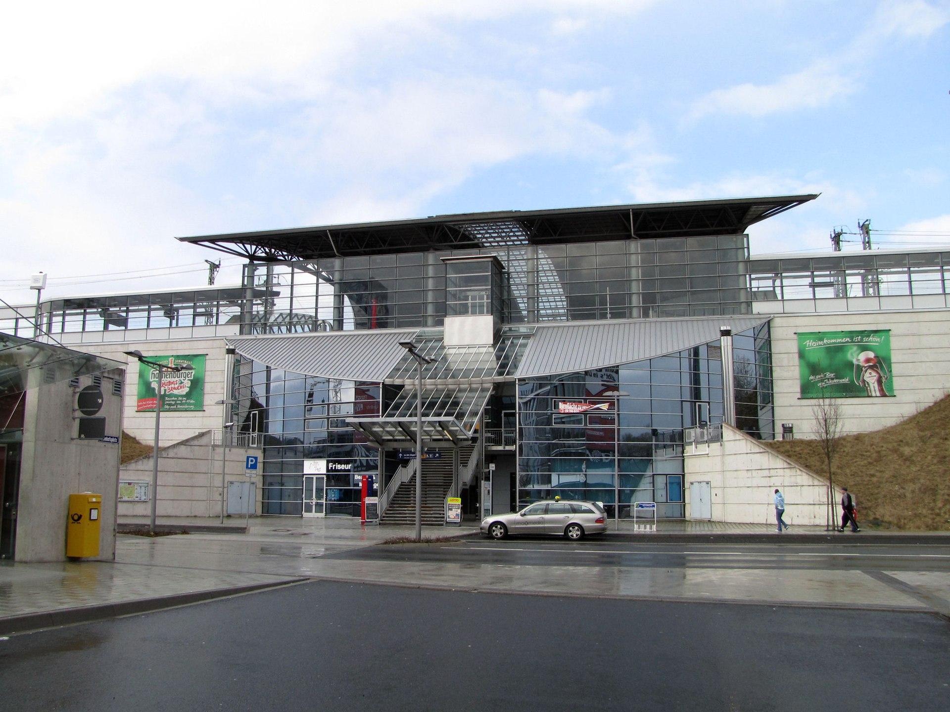 Bahnhof montabaur wikipedia - Architekt montabaur ...