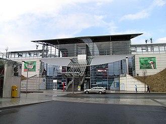 Montabaur station - Montabaur station