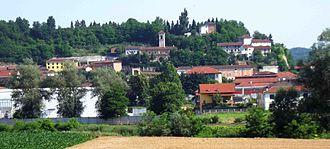 Baldichieri d'Asti - Image: Baldichieri d asti panorama
