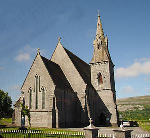 Ballyvaughan - Ballyvaughan Church