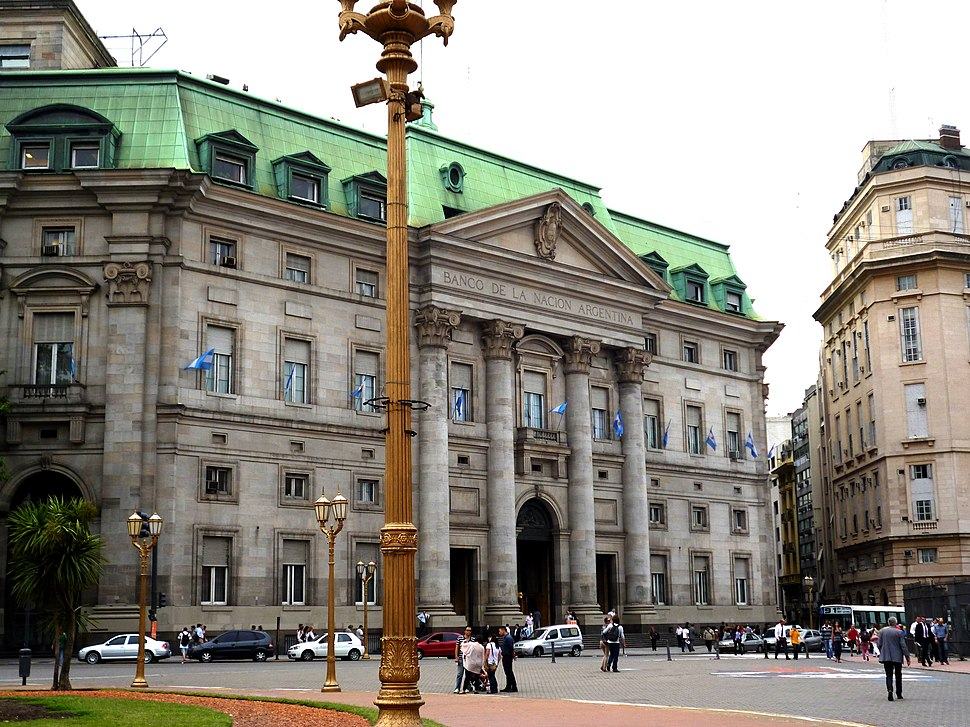 Banco Nación (1416501960) Buenos Aires, Argentina