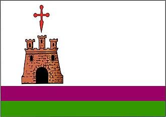 Bullas - Image: Bandera de Bullas