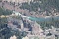 Banff - Views from Sulphur Mountain IMG 4146.JPG