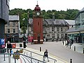 Bangor clock tower - geograph.org.uk - 901867.jpg