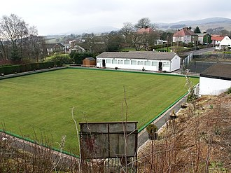 Banton, North Lanarkshire - Banton Bowling Club
