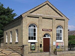 Little Thetford - 19th-century Baptist chapel