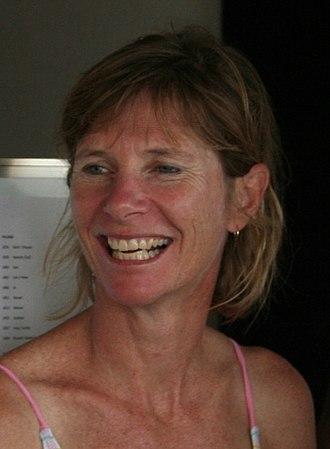 Barbara Kendall - Kendall in 2008