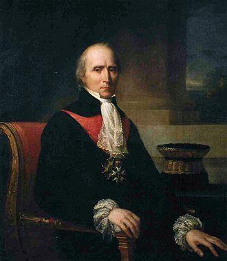 François Barbé-Marbois - François, marquis de Barbé-Marbois, in 1835  by Jean François Boisselat