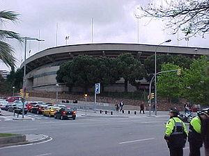 FC Barcelona B - The Mini Estadi
