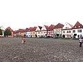 Bardejov, Radničné námestie juhozápad.jpg