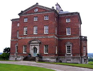 Barlaston Hall - Barlaston Hall in 2008