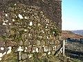 Barn wall, Husabost - geograph.org.uk - 1086139.jpg
