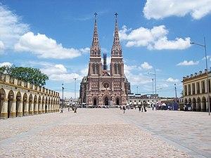Luján, Buenos Aires - Luján Basilica.