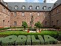 Bas-Rhin, Mont Sainte-Odile - Abbaye de Hohenbourg 2.jpg