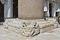 Base della colonna di San Teodoro in Piazzetta San Marco Nenezia.jpg