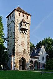 Sankt Alban Kaltwintergarten