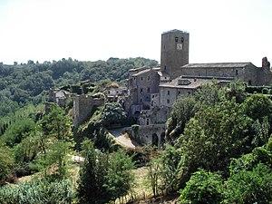 Bassano in Teverina - Image: Bassano in Teverina, Santa Maria dei Lumi
