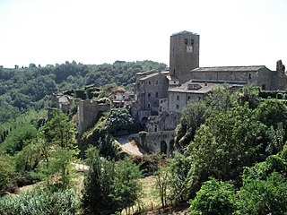 Bassano in Teverina Comune in Latium, Italy