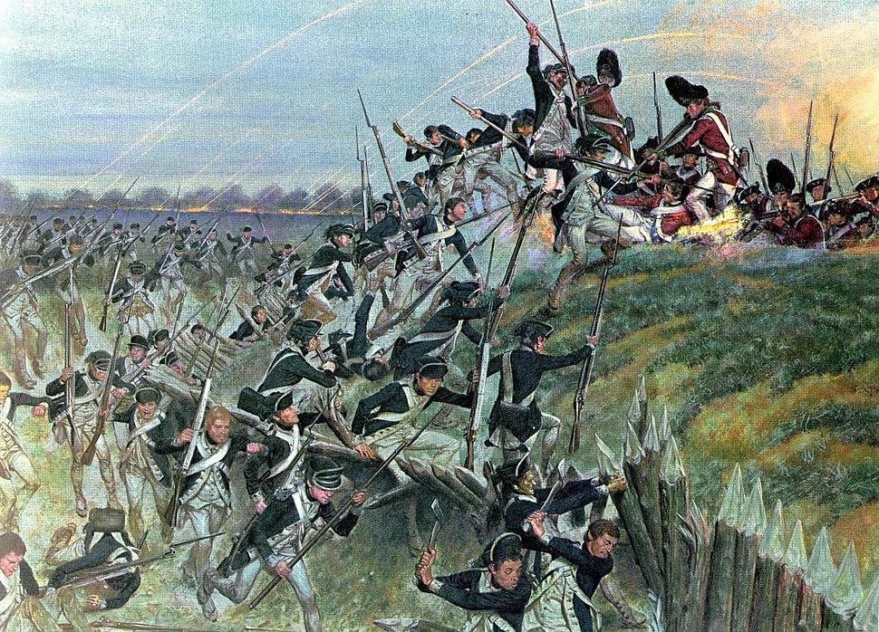 Bataille Yorktown