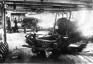 Chilean ironclad Almirante Cochrane - Image: Bateria cochrane