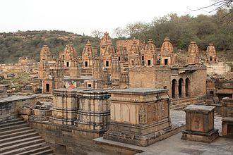 Madhya Pradesh - Bateshwar temple complex, Padavli, Morena