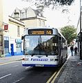 Bath ... Faresaver bus R332 RMW. - Flickr - BazzaDaRambler.jpg