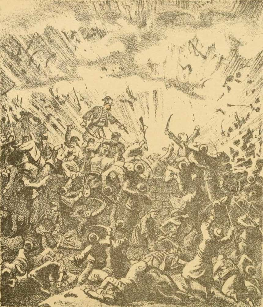 Battle of Čegar