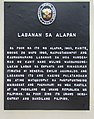 Battle of Alapan Historical Marker at Imus Heritage Park.jpg
