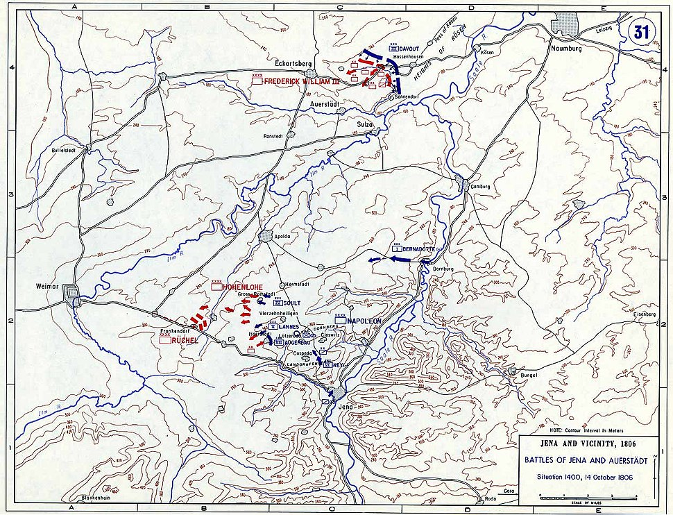 Battle of Jena-Auerstedt - Map03