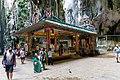 Batu Caves. Temple Cave. Upper part. Sri Valli Theivanai Subramaniyar Temple. 2019-12-01 11-08-02.jpg