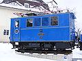 Bayerische Zugspitzbahn - Historische Zahnradlokomotive Nr. 11, AEG, 1929.JPG