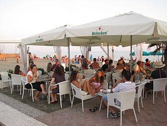 Ostia (Rome) - Ostia Beach